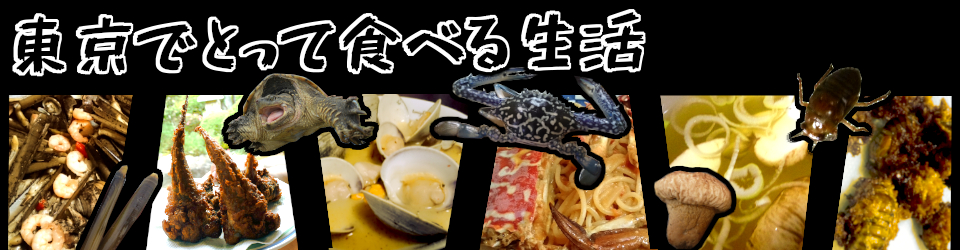 東京でとって食べる生活