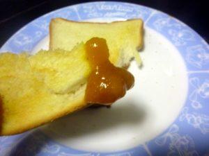 ヤマボウシジャムパン